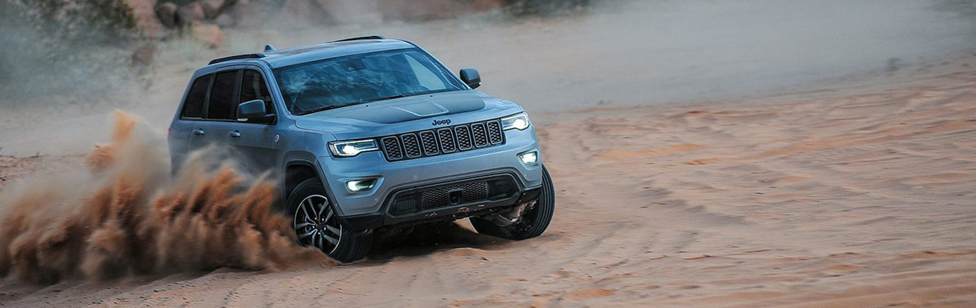 Jeep® Grand Cherokee Trailhawk