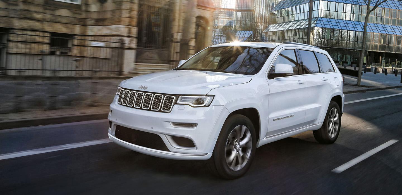 Jeep® Grand Cherokee