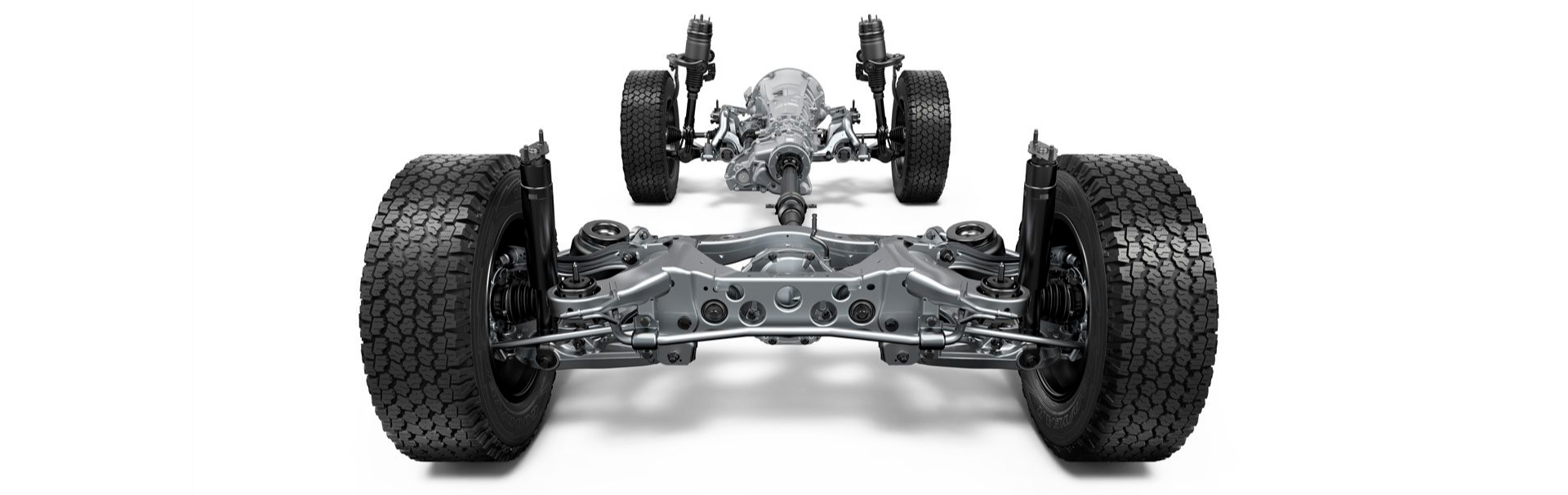 Quadra-Drive II 4X4