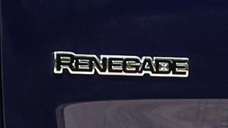 Renegade Badge
