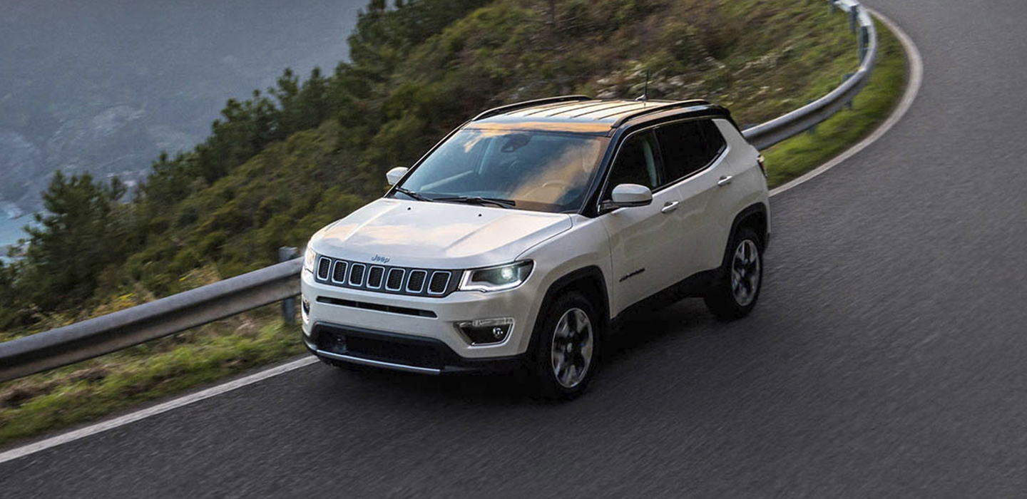 Jeep® Compass - Galerie