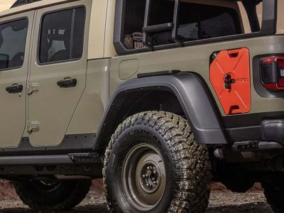 Easter Jeep Safari 2019 : 6 concepts autour du Jeep Gladiator