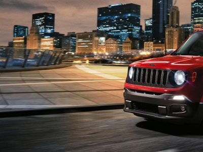 """Jeep Renegade voted """"Urban SUV of the Year 2019"""""""