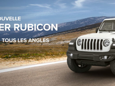 Jeep Cameroon | The new Jeep Wrangler Rubicon