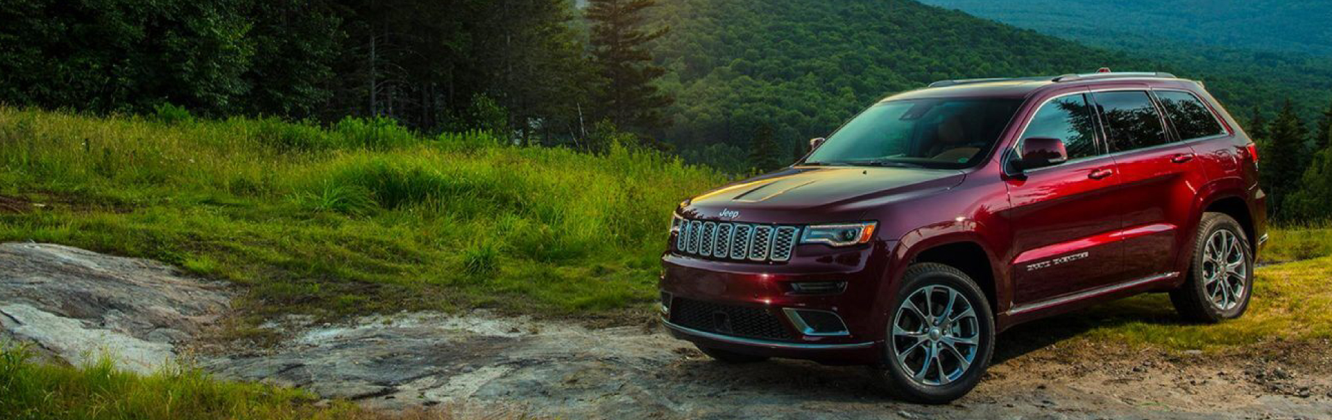 Jeep® Grand Cherokee - Aperçu